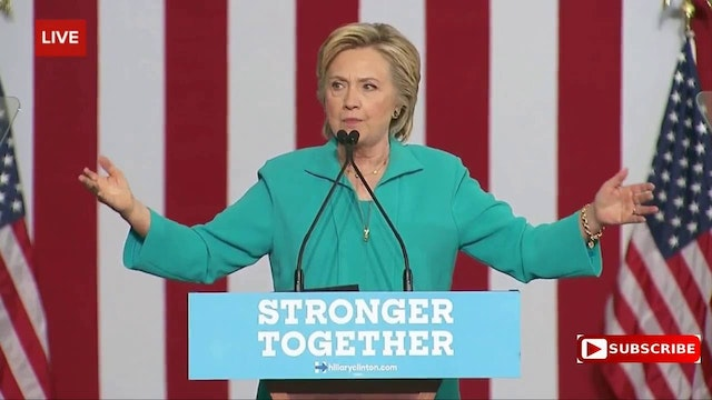 EMERGENCY- Hillary Likens 'Alt-Right'...