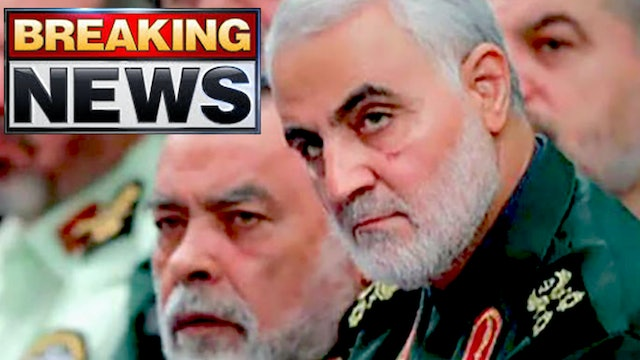 IRAN SECRETLY TIPPED OFF TRUMP!! SOLEIMANI WAS A TARGET OF AYATOLLAH!