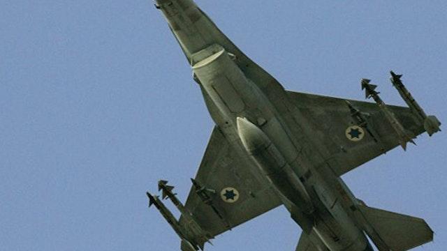 BAM! Syrian Army Shoots Down Israeli ...