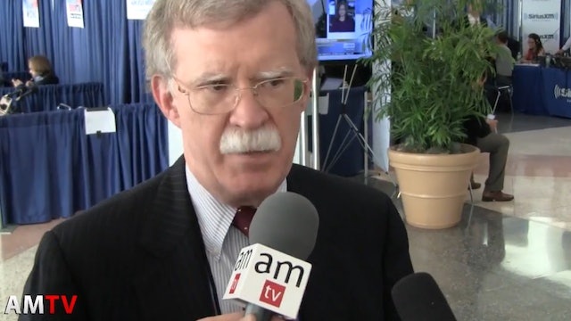 John Bolton National Security Advisor Predicts Eurozone Collapse