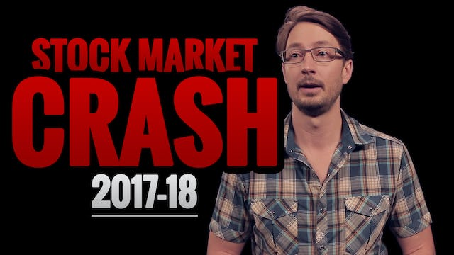 Worst Stock Market Crash of a Lifetime Ahead of Us