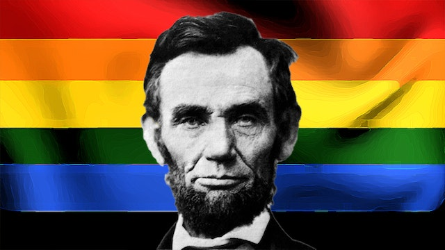 ABRAHAM LINCOLN TOOK IT UP THE ASS!? ...