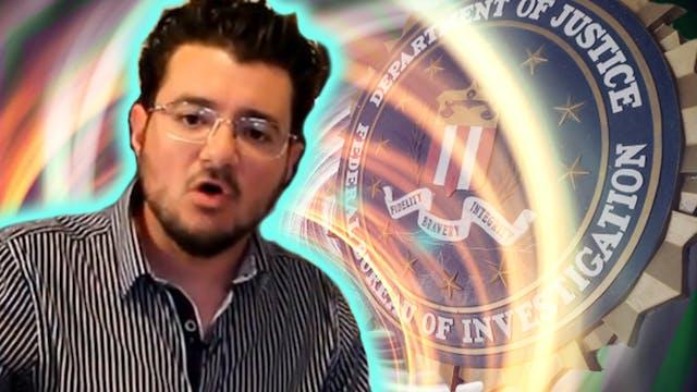 SHOCK REPORT! FBI Secret Society Plot...