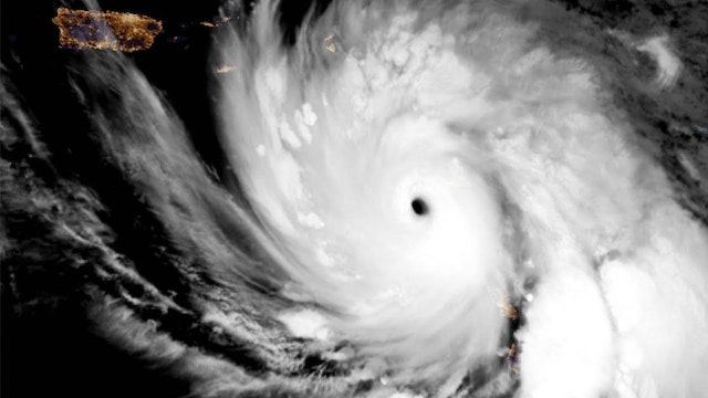 Weaponized Hurricane Maria to Slam Pu...