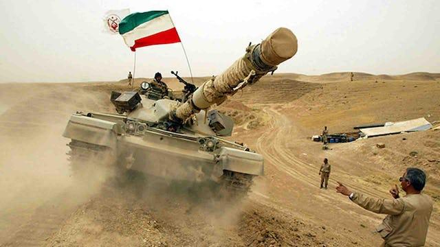 BREAKING! IRAN PREPARING FOR MASSIVE WAR WITH U.S.