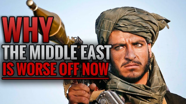 Why the Middle East is Worse Off Now