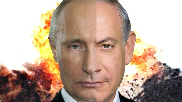 VLADIMIR PUTIN'S SECRET DEAL WITH ISRAEL