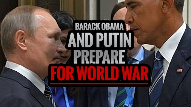Barack Obama and Putin prepare for Wo...