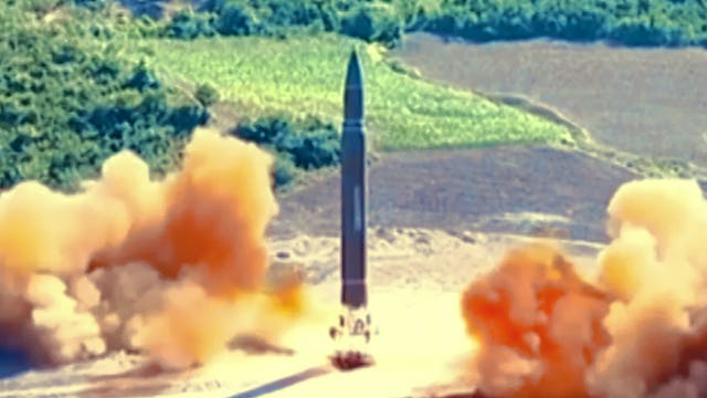 North Korea Threatens WW3 with ICBM Launch