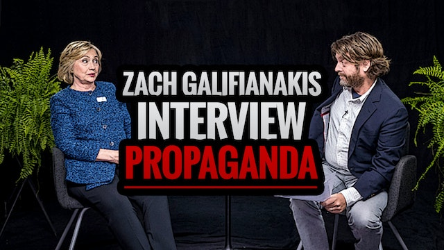 Zachary Galifianakis Hillary Intervie...