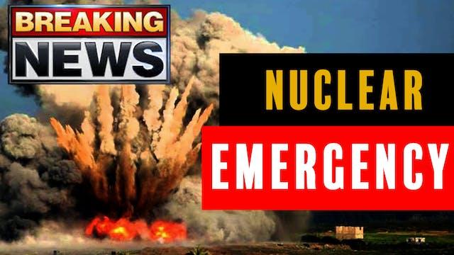 NUCLEAR BOMBERS SENT TO IRAN!! EMERGE...