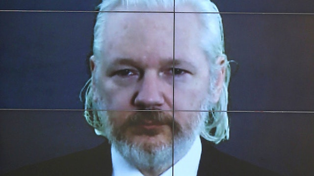 Julian Assange 'DEAD MAN SWITCH' Poss...