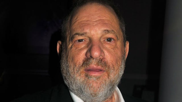 Illuminati Hollywood Producer Harvey Weinstein Sexual Allegations