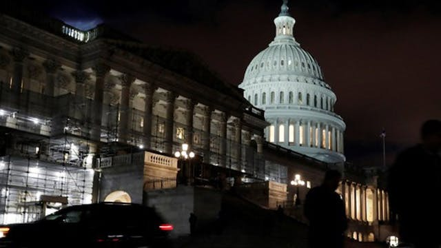 WASHINGTON PREPARES FOR MAJOR DISASTE...