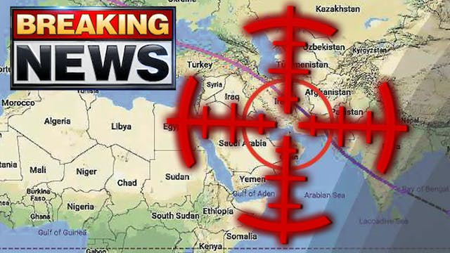DONALD TRUMP PLANS TO ATTACK IRAN!! W...