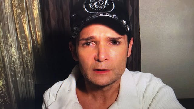 An URGENT Message to Corey Feldman