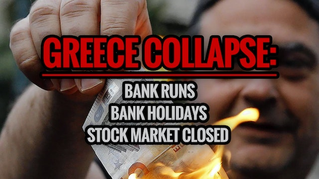GREECE COLLAPSE: Worst Case Scenario ...