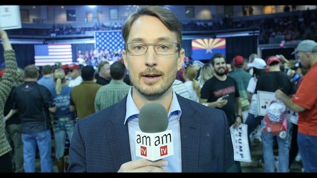Trump Rally Prescott Valley HIGHLIGHTS