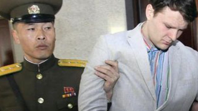 The Mysterious Death of Otto Warmbier