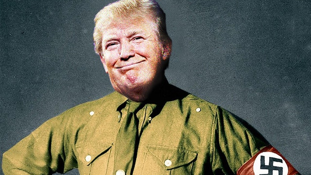 The Secret Plan Behind: TRUMP IS HITLER