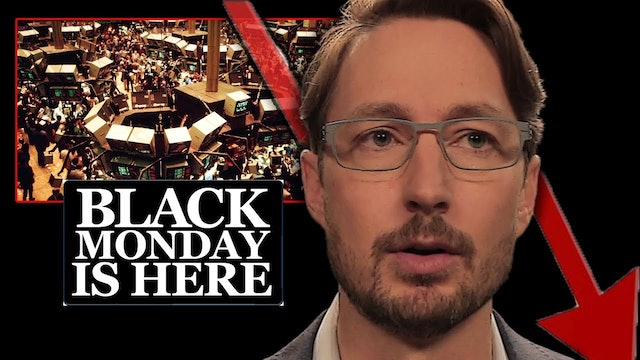 BLACK MONDAY!! THOUSAND POINT LOSSES COMING AND GEOPOLITICAL CONFLICT