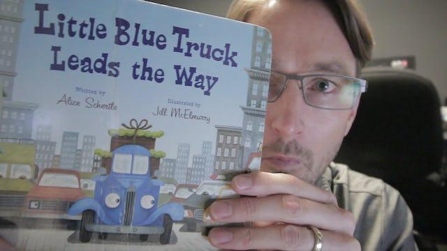Little Blue Truck Leads the Way to ILLUMINATI EYE
