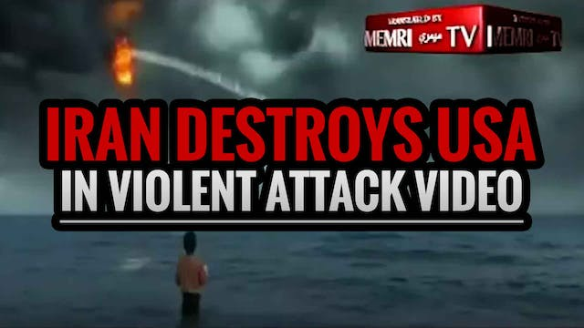 Iran Destroys USA in Violent Attack V...