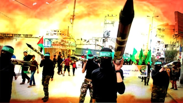 HAMAS DEVELOPS NEW 'HIGH-POWERED' ROC...