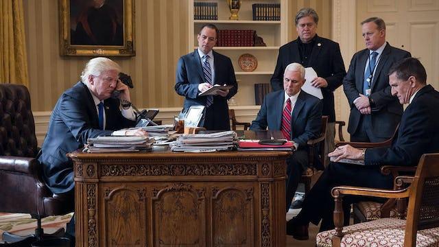 BREAKING... War Behind Closed Doors as BUSH Judge Blocks Trump