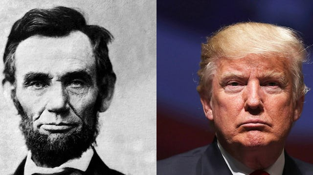 John Wilkes Booth Figure to Assassinate Trump?