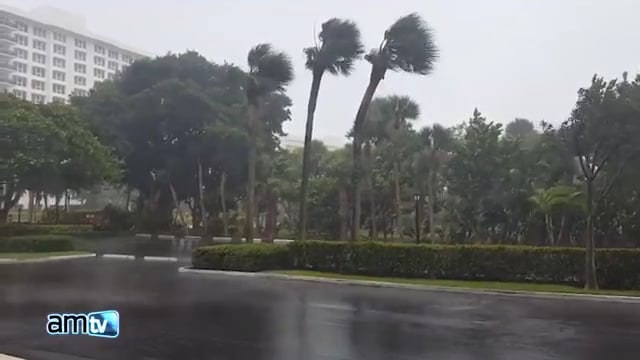 Tropical Storm Force Winds In South F...