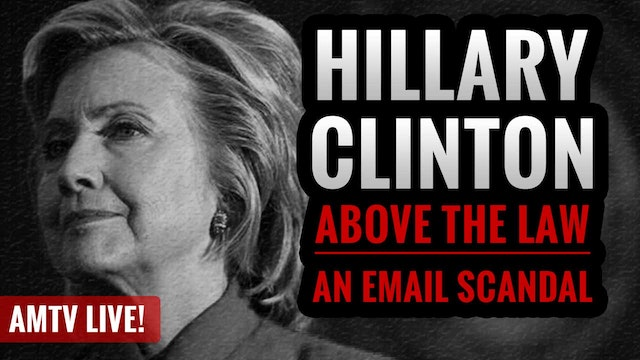 Hillary Clinton ABOVE THE LAW- An Ema...