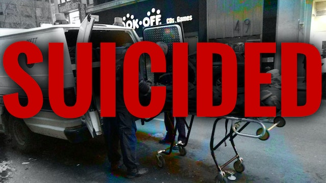 SUICIDED: INVESTOR LINKED TO BERNIE M...