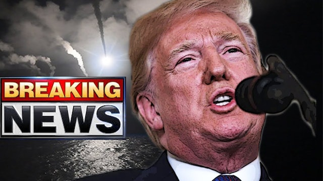 TRUMP PREPARES FOR WORLD WAR 3!! CHINA TRADE DEAL IS A FARCE!