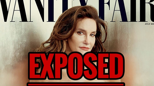 Formerly Bruce Caitlyn Jenner Goes Fu...