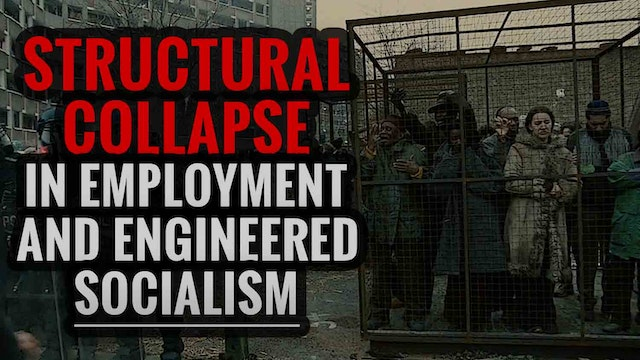 Structural Collapse in Employment and...