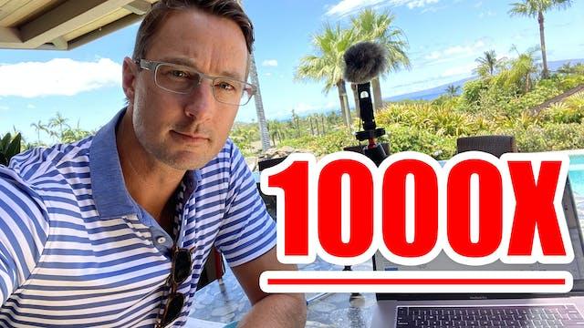 MY NEW 1000X PICK!!!! Released..
