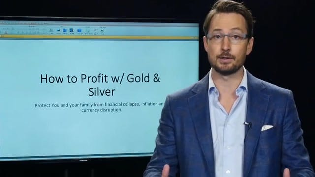 How to Safely Store Gold & Silver - E...