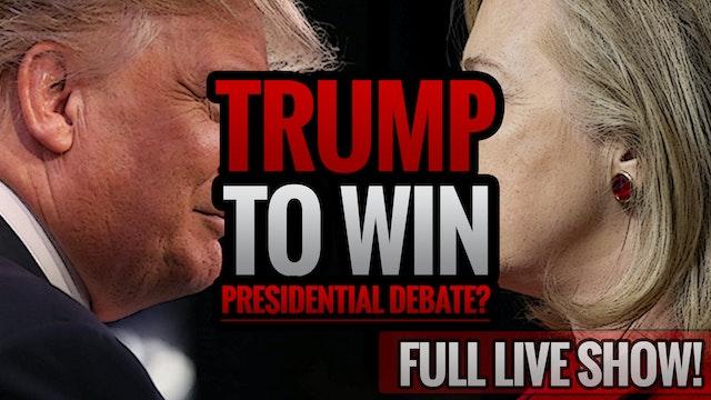 Trump to Win Presidential Debate? (FU...
