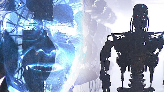 JEB BUSH WARNING: ROBOTS TAKING OVER!