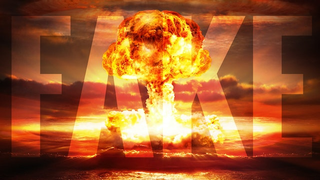 DEMOCRAP WARNS OF NUCLEAR WAR WITH RU...