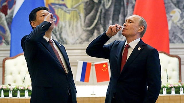 RUSSIA AND CHINA TO COLLAPSE DOLLAR IN GLOBAL MARKETS [PART 2]