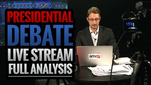 Presidential Debate Live Stream FULL ...
