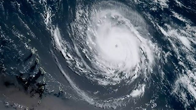 IRMA IS A SIGN TO GET RIGHT WITH GOD