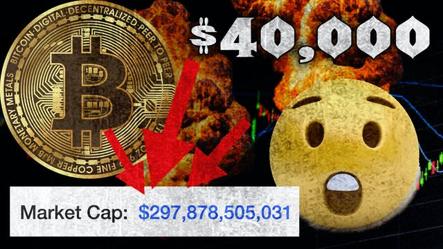 BITCOIN ROCKETSHIP!! $40,000?? ALT-CO...