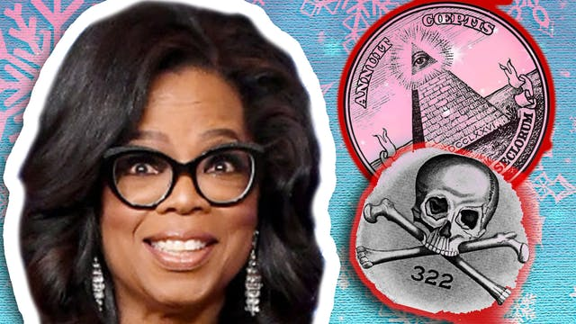 Oprah 2020 A NWO Plot To Make HOLLYWO...