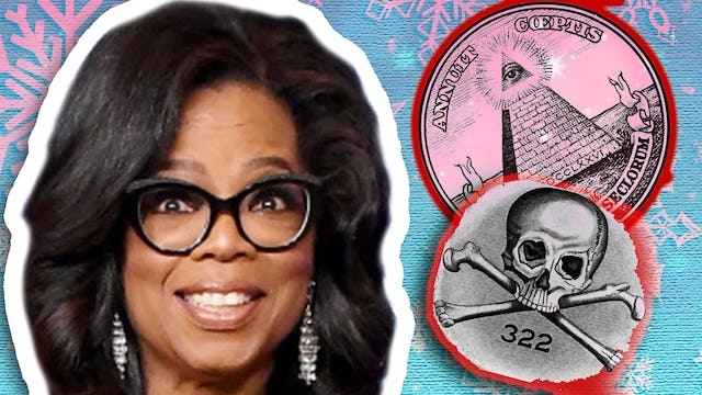 Oprah 2020 A NWO Plot To Make HOLLYWOOD Great Again