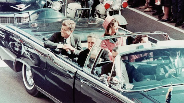 Donald Trump To Release SECRET JFK As...