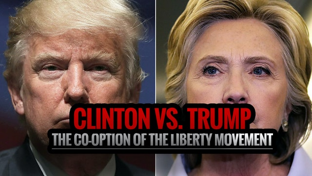 Clinton vs. Trump: The co-option of t...
