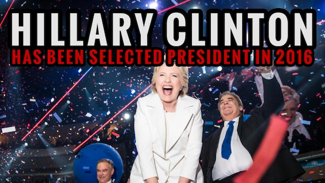 Hillary Clinton Has Been Selected Pre...